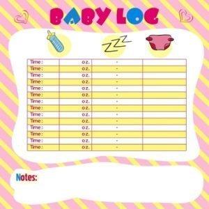 Sleep Schedule List