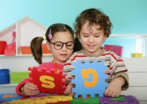 Boy and Girl Phonemic Activity