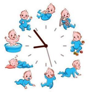 Sleep Schedule 7-Month-Old