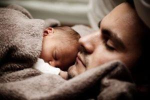 Dad Co-Sleeping