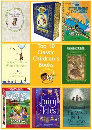 10 Classic Children's Books